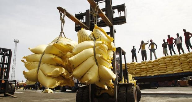 Les importations sénégalaises