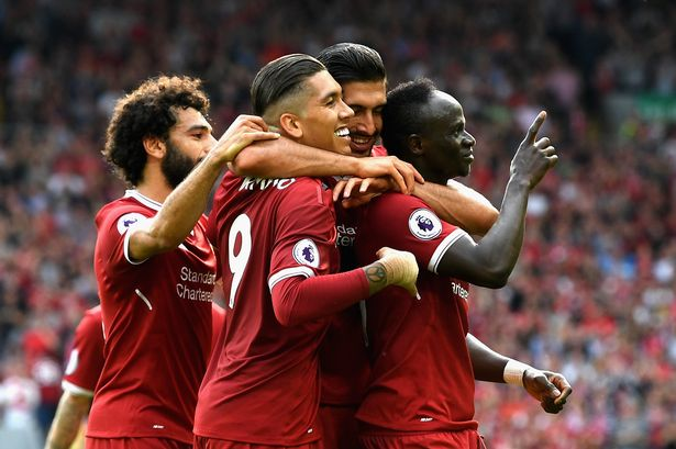 Firminho, Liverpool, Man City, Mané Salah