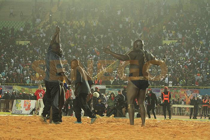 Modou-l%C3%B4-vs-Lac-2-74a Abdou Badji, DTN: « Yékini, une légende, la lutte est un dialogue qui… » Lamb