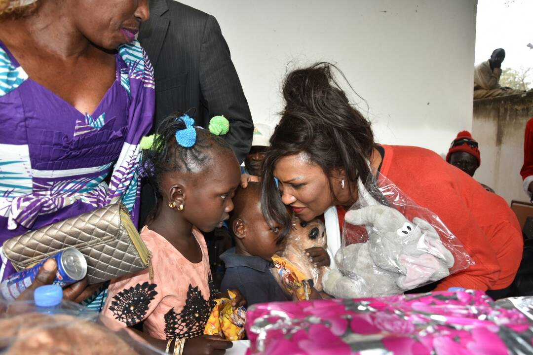 Caravane, Dr Rose Wardini, Mouvement Citoyen pour le Développement du Sénégal