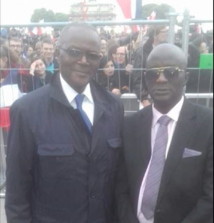 Ousmane Tanor Dieng Mouhamed Samb