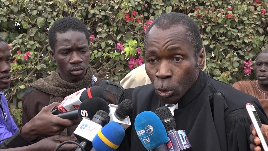Agent judiciaire de l'Etat, Antoine Diome, Khalifa Sall, khalil kamara, Macky Sall, me ousseynou fall