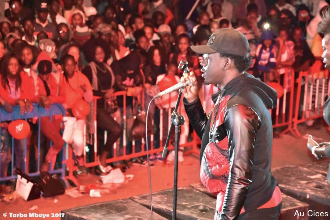 Cices, Concert, Tarba Mbaye