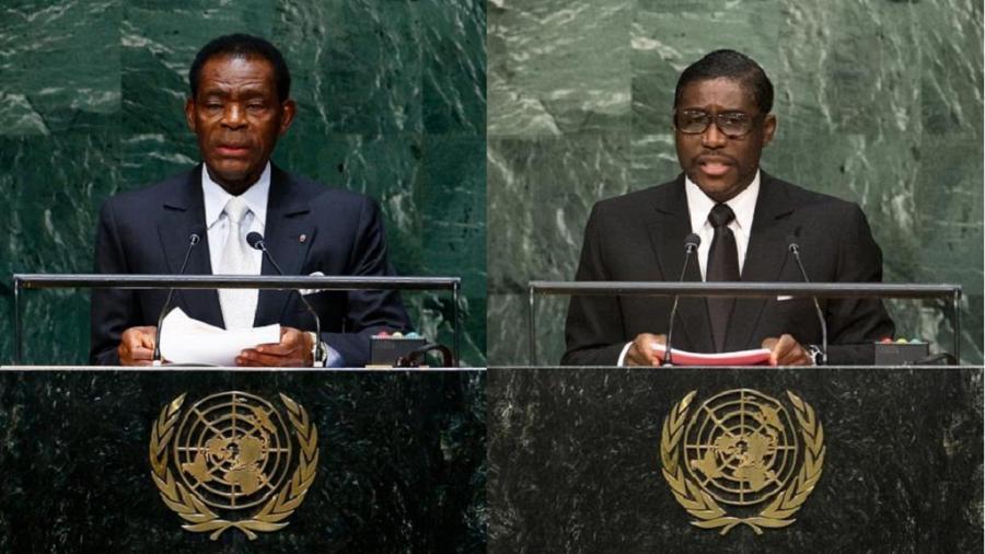 coup d'Etat, Guinée équatoriale, Teodoro Obiang Nguema