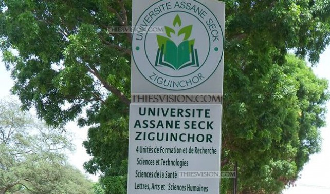 Saes, Université Assane Seck de Ziguinchor