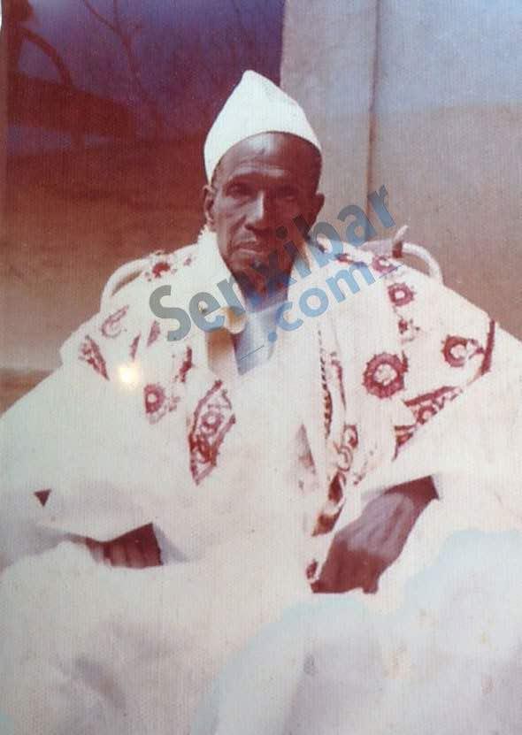 Abdoulaye Wade, père Ndanane