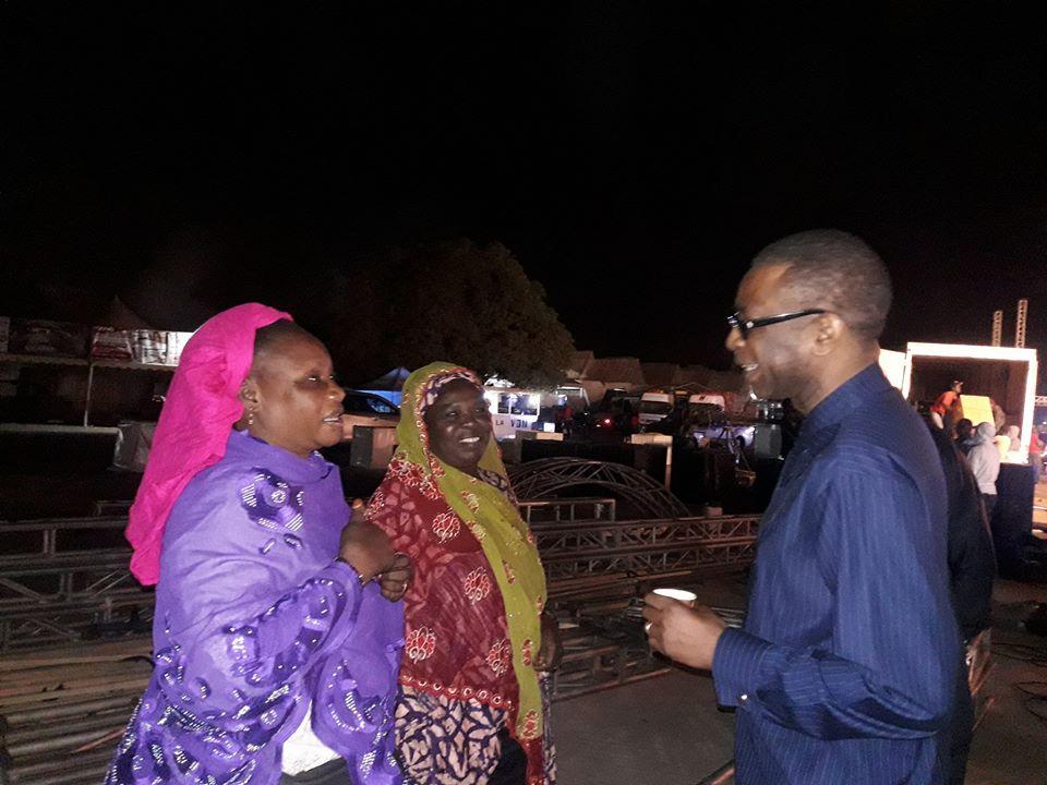 moments complices, Partage, Youssou Ndour