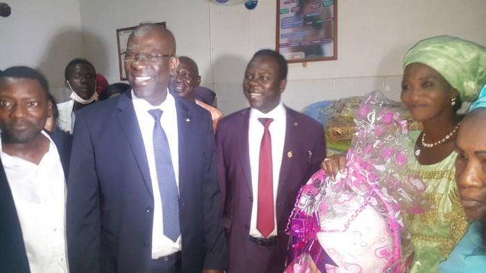 Abdoulaye Thimbo, Fatoumata Matar Ndiaye, Fin d'année