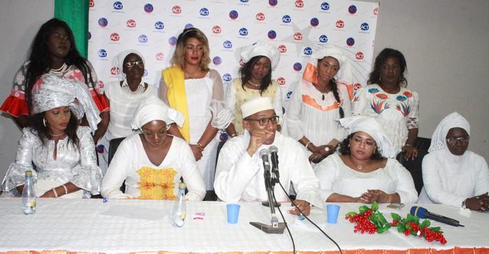 Abdoul Mbaye, ACt, Femmes