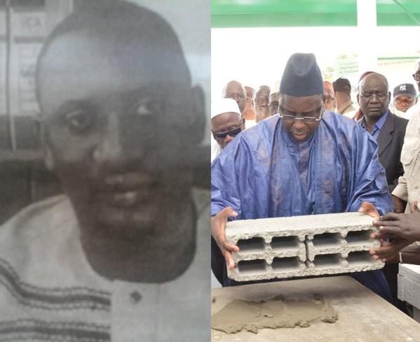 Cheikh Ahmadou Bamba Fall, Macky Sall