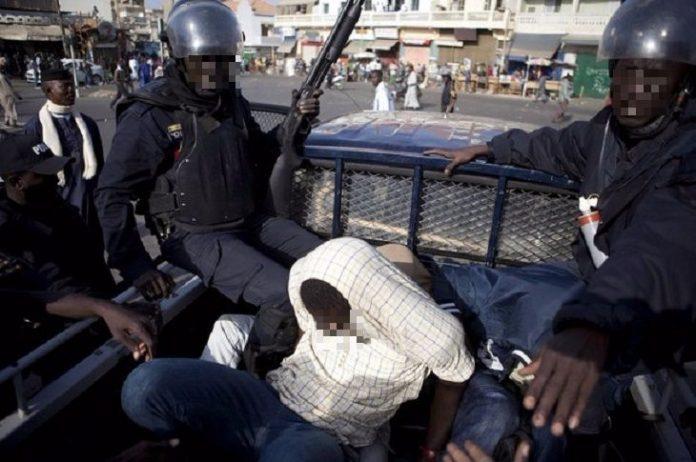 8 409 individus, 8 409 individus arrêtés par les forces de l'ordre, 8 409 individus arrêtés par les forces de l'ordre en 2017, argent, Arrêtés, drogue, en 2017, les forces de l'ordre, sang, Sexe