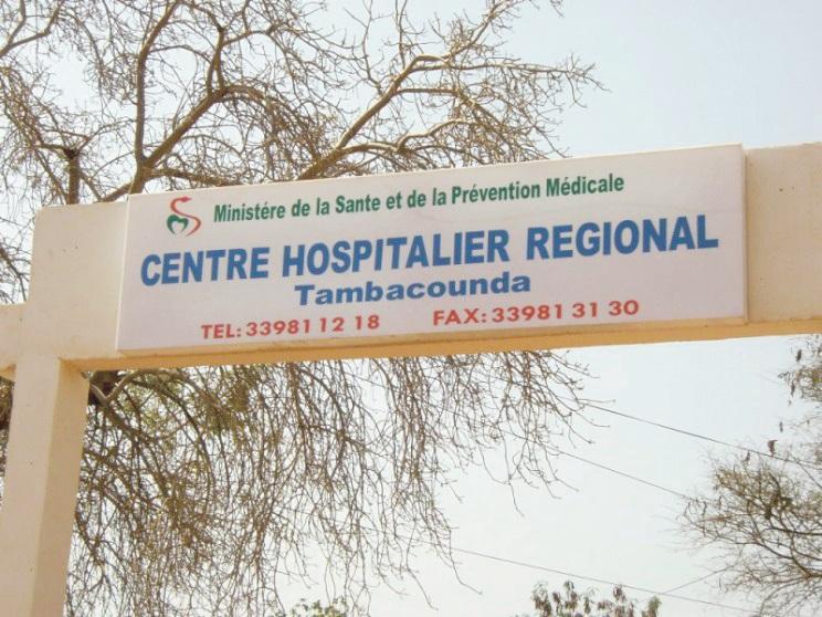 cardiologue, l'hôpital régional, pédiatre, sans gynécologue, Tambacounda