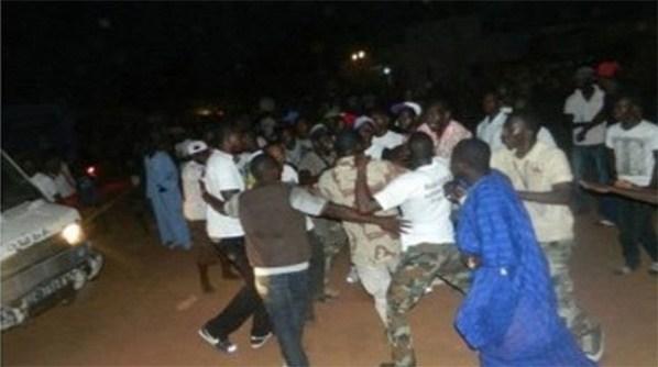 interdiction, Navétane, Préfet de Dakar, Stade Iba Mar Diop