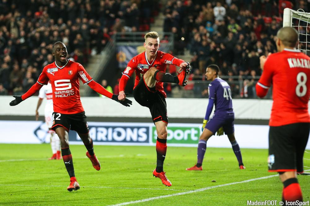 cdl, football Toulouse, Rennes