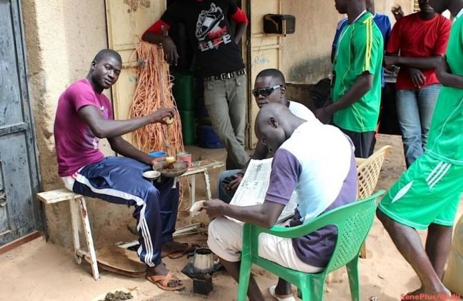 Ansd, Sénégal