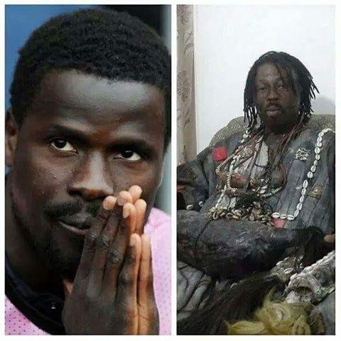 Emmanuel Eboué, Nana Kwaku Bonsam