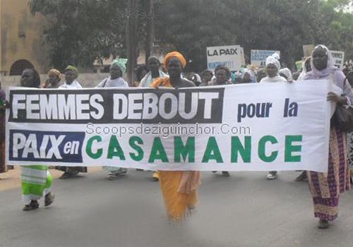 Casamance, tuerie de Barofaye