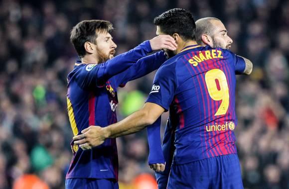 Atletico, Barça, coupe du roi, seville