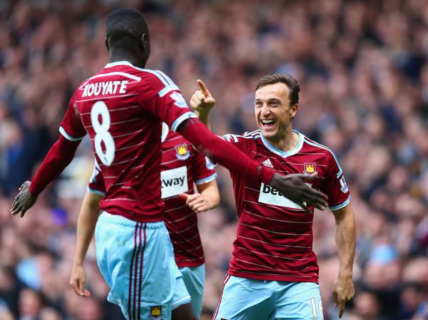 Cheikhou Kouyaté, Premier league, West Ham