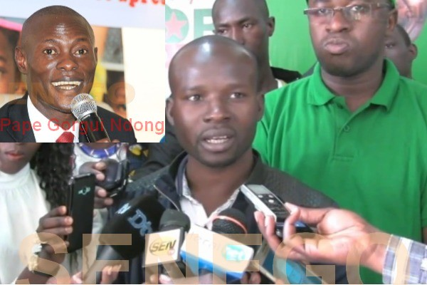 audit, Jeunes Ps, Pape Gorgui Ndong, Tanor