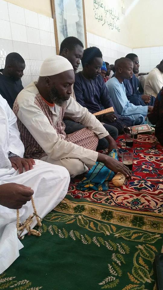 lecture de Coran, Ouagadougou
