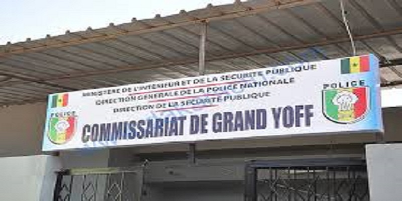commissariats de Police à Dakar, Dakar