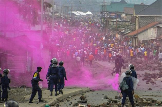 Joseph Kabila, Kinshasa, Laurent Monsengwo Pasinya