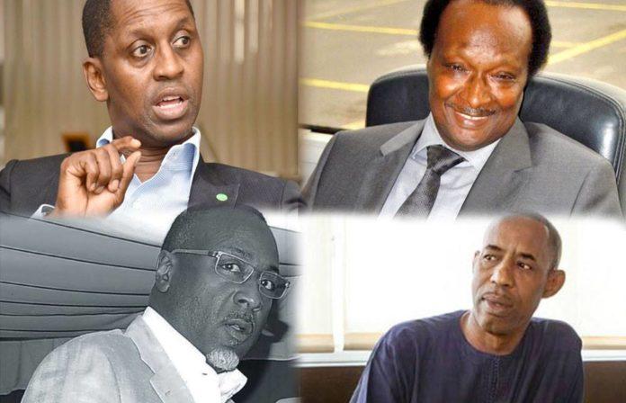 Forbes, Fortune, Les 5 Sénégalais, Plus riches