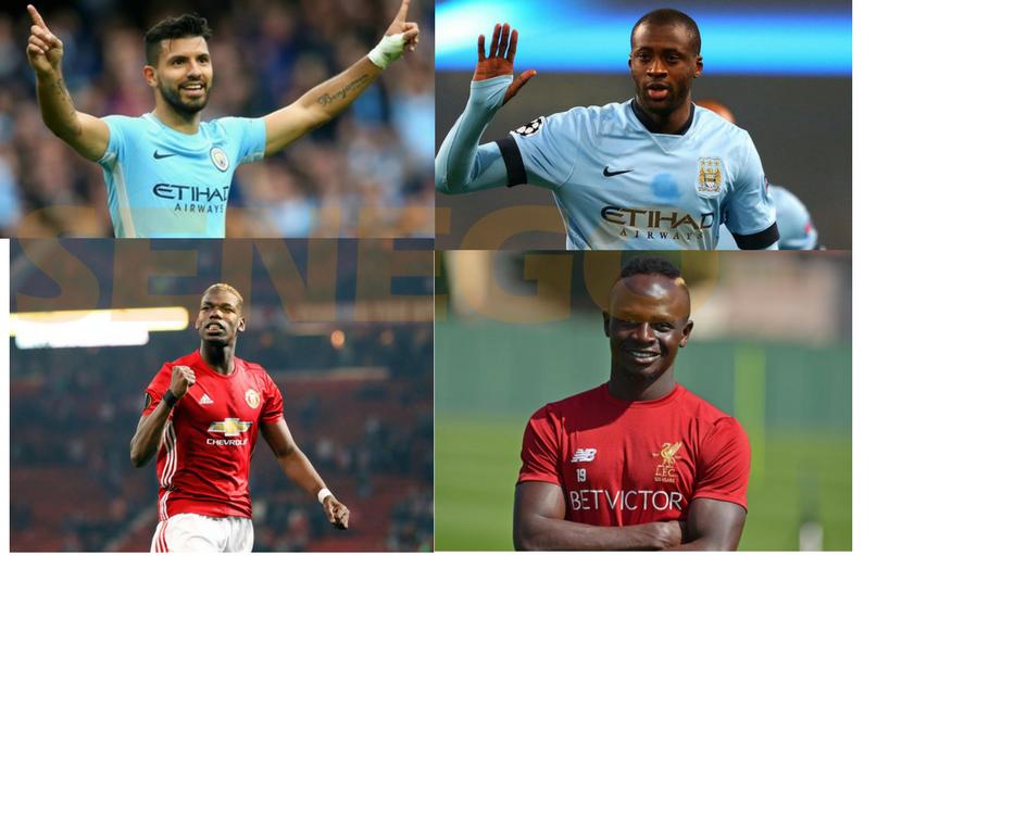 Premier league, salaire, top