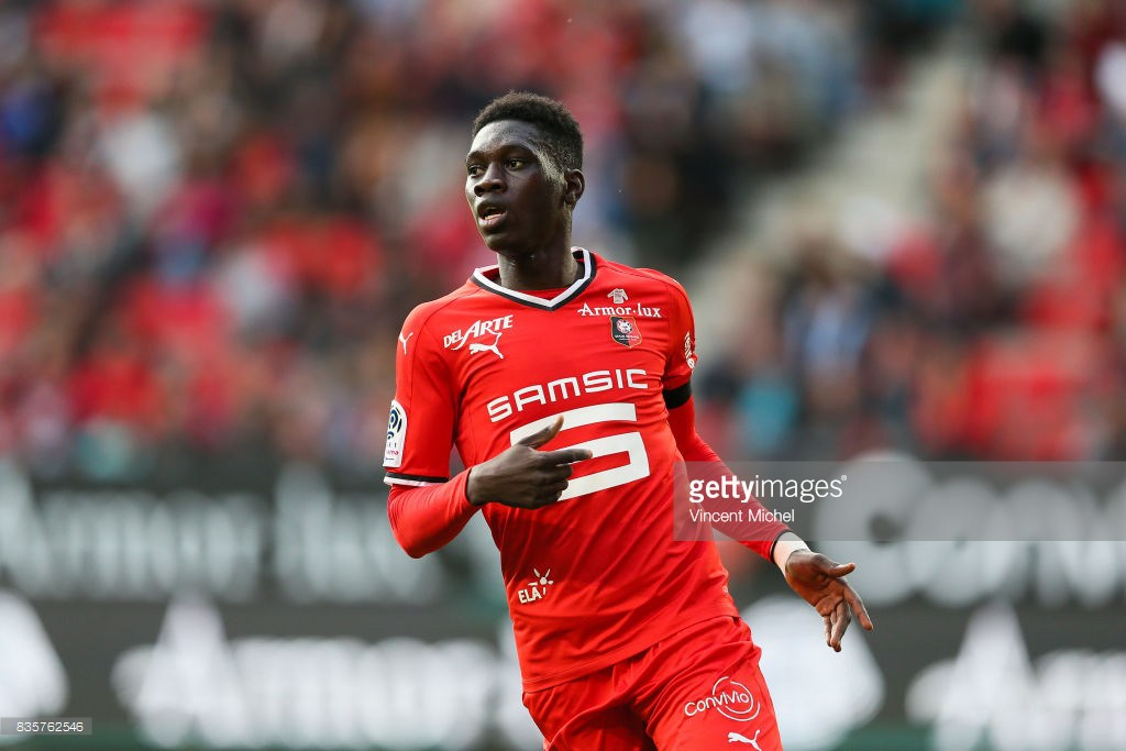Europa League, Mbaye Niang, Rennes