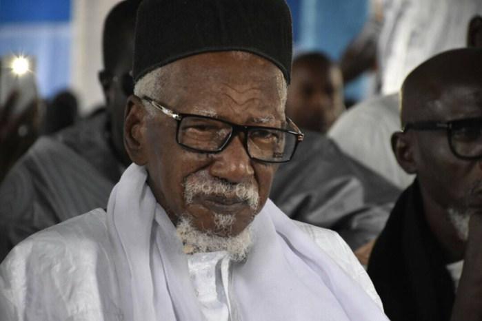 Aly Ngouille Ndiaye, Serigne Sidy Moctar Mbacké, témoignage