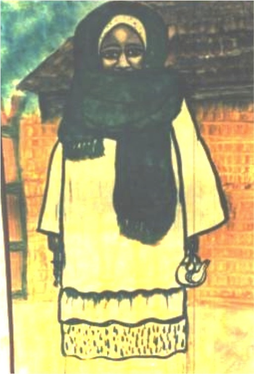Kaolack, Khalife général des mourides, Magal Porokhane, Mame Diarra
