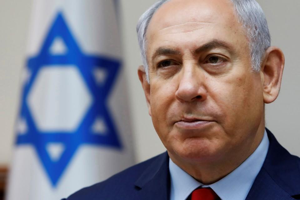 Benyamin Netanyahu, police Israélienne