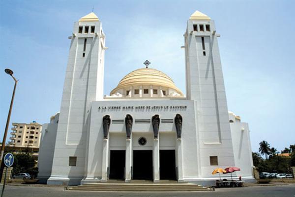 Cathédrale-de-Dakar