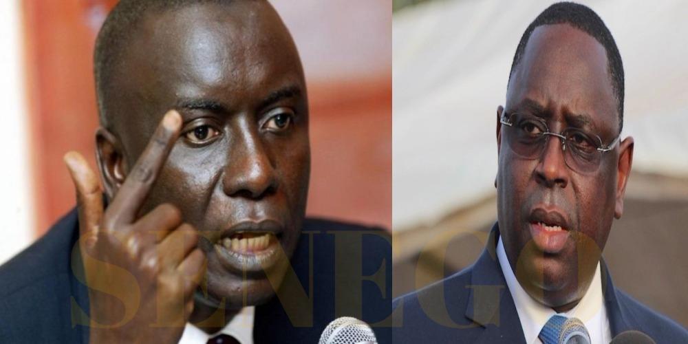 Idrissa Seck – Macky Sall