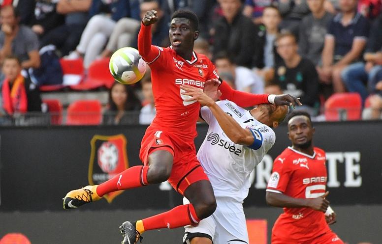 Europa Leaque, FC Rennes, Football, Ismaila Sarr, Sénégal, Sports