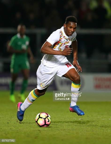 équipe nationale, foot, Lions du Sénégal, Metz, Opa Nguette