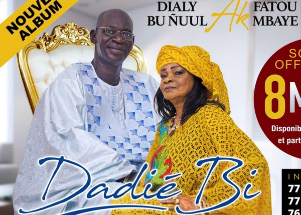 diadié bi, Dialy Bu Nioul, Fatou Mbaye