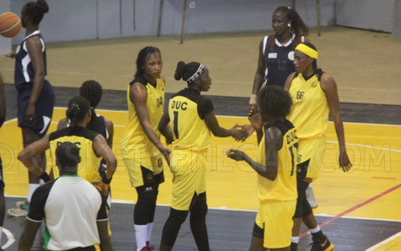 Basket, basket play offs sénégal, basket sénégal, championnat de basket féminin, Dbaloc, iseg, nf1, sunubasket