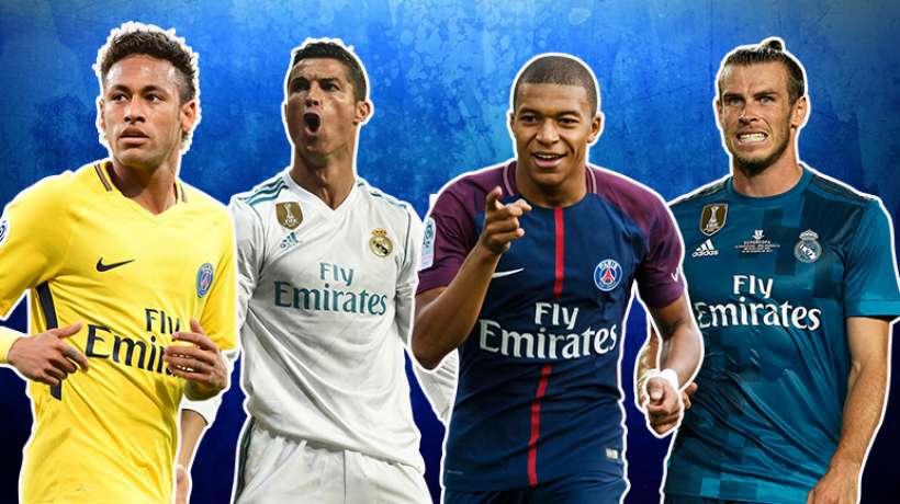 C1, foot, Juventus-Tottenham, ligue des champions, programme ligue des champions, real madrid-psg