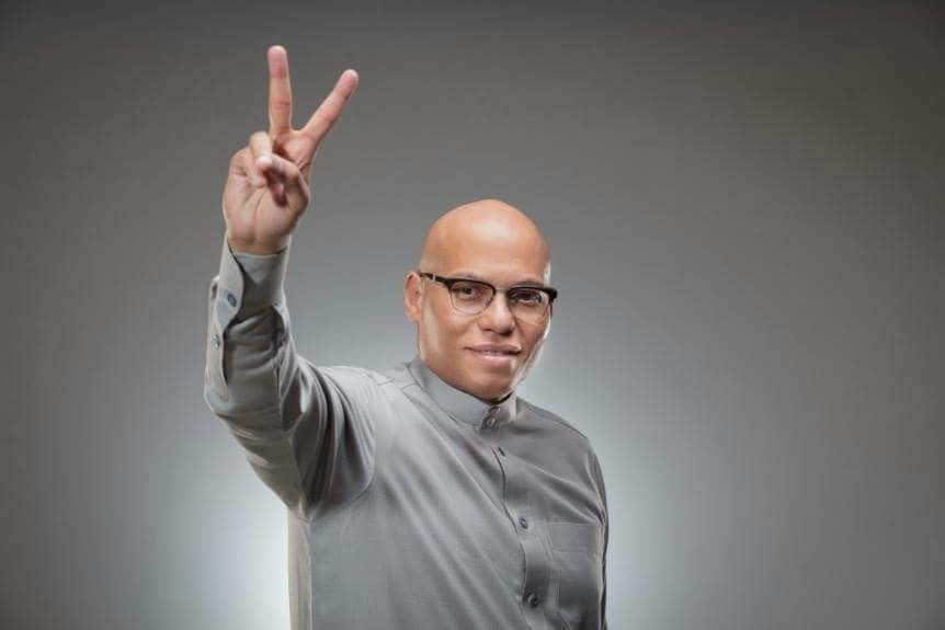 Karim Wade, Macky Sall, Présidentielle