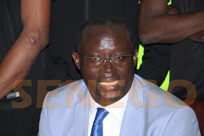 Augustin Senghor, bien coorganiser la CAN de 2025, le senegal, voudrait