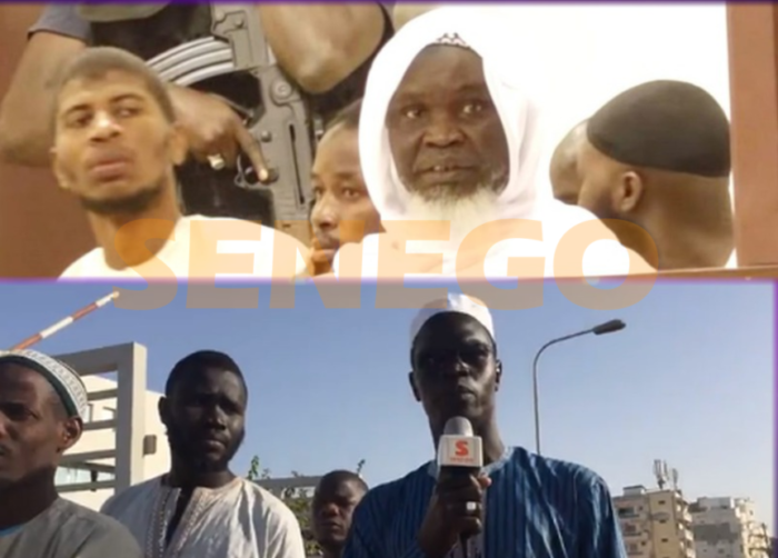 les fidèles musulmans, leur soutien, lui re-témoignent, Procès imam Ndao et cie, talibés