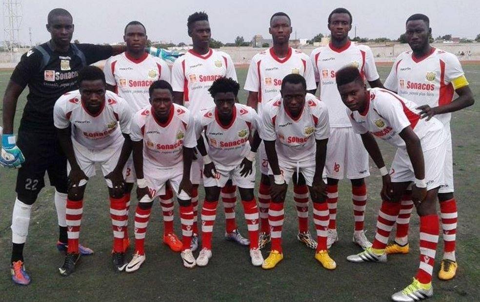 Diambars, Ligue 1, Sonacos, Teungueth FC