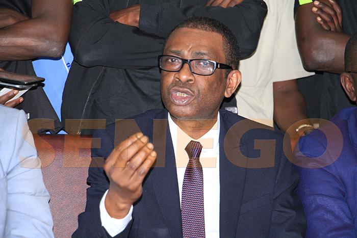 fekke Maci Boolé, parrainge, Youssou Ndour