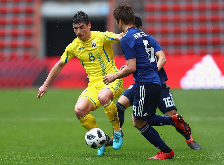 Préparation Coupe du monde : le Japon battu par l'Ukraine (2-1)