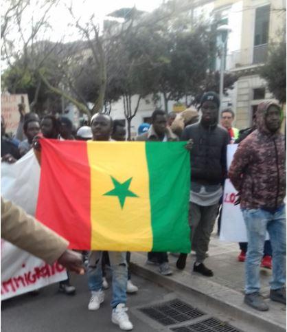 senegalais d'italie