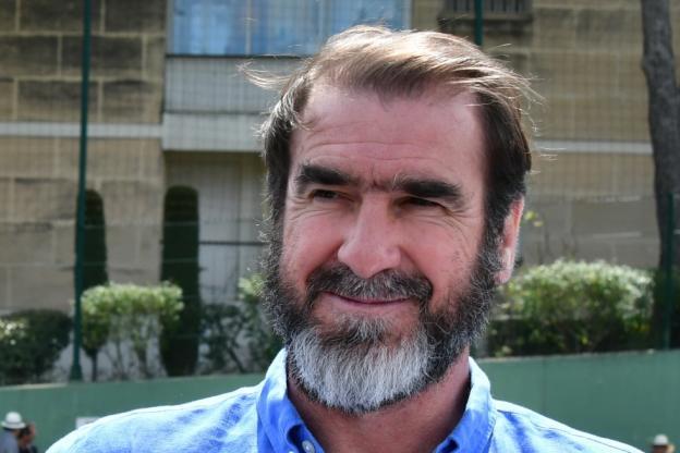 Cantona donne son avis sur les Bleus
