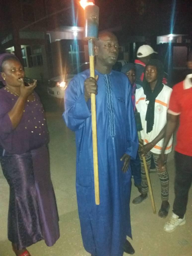 Abdoulaye Wilane, Arrêt sur image, Kaffrine