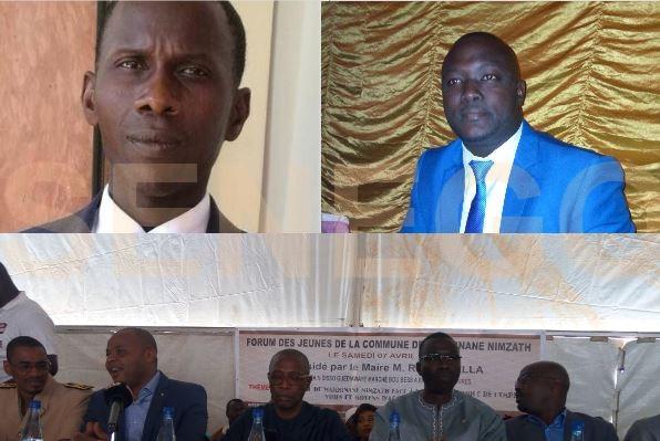 Aliou Dia, cojer guédiawaye, Mamadou Yaya Bâ